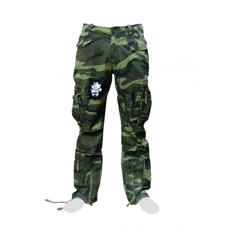 Cargo Pants CAMO