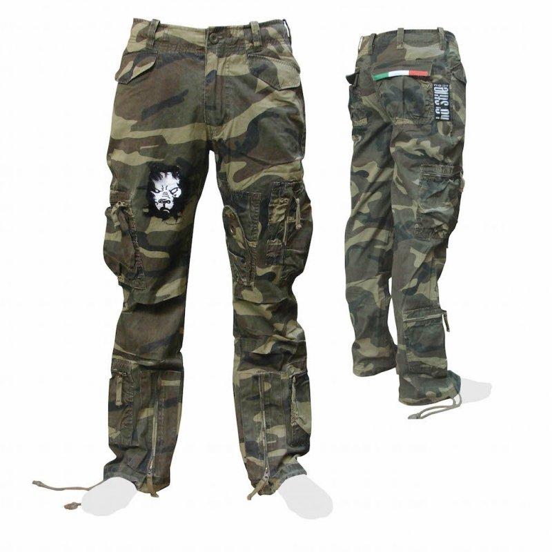 Shorts CAMO-II Heavy