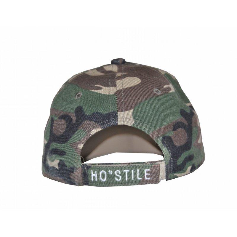 Cappellino Baseball CAMO 3D