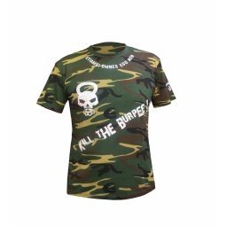 T-shirt Kill The Burpee! CAMO