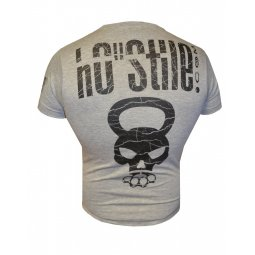 T-shirt Kill the Burpee! Grey