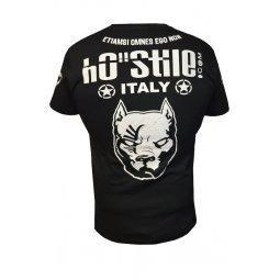T-shirt POWD3 Tattoo Nero