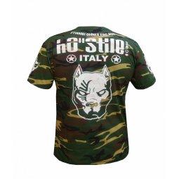 T-shirt POWD3 Tattoo CAMO