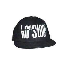 Hip hop Cap 3D BLACK