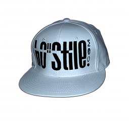 Hip hop Cap 3D WHITE