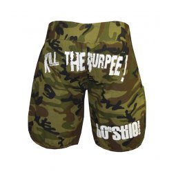 Ho-Stile Shorts Kill The Burpee! CAMO