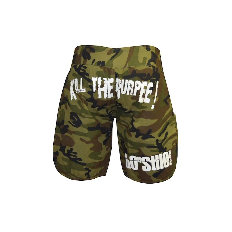 Ho-Stile Shorts Kill The Burpee! CAMO