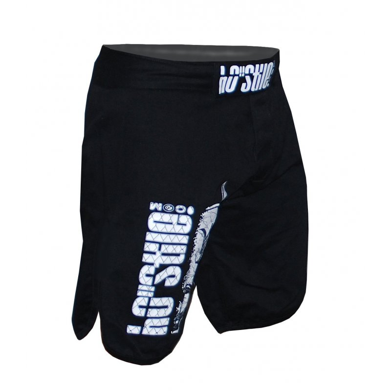 "Ho""Stile Shorts POWD-II Half Pit Tattoo con cuciture rinforzate"