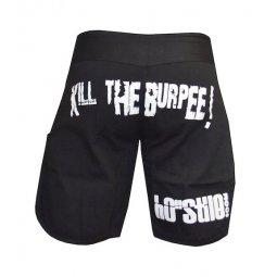 Ho-Stile Shorts Kill the Burpee! BLACK