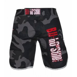 Ho-Stile Shorts BJJ noGi Rip stop CAMO