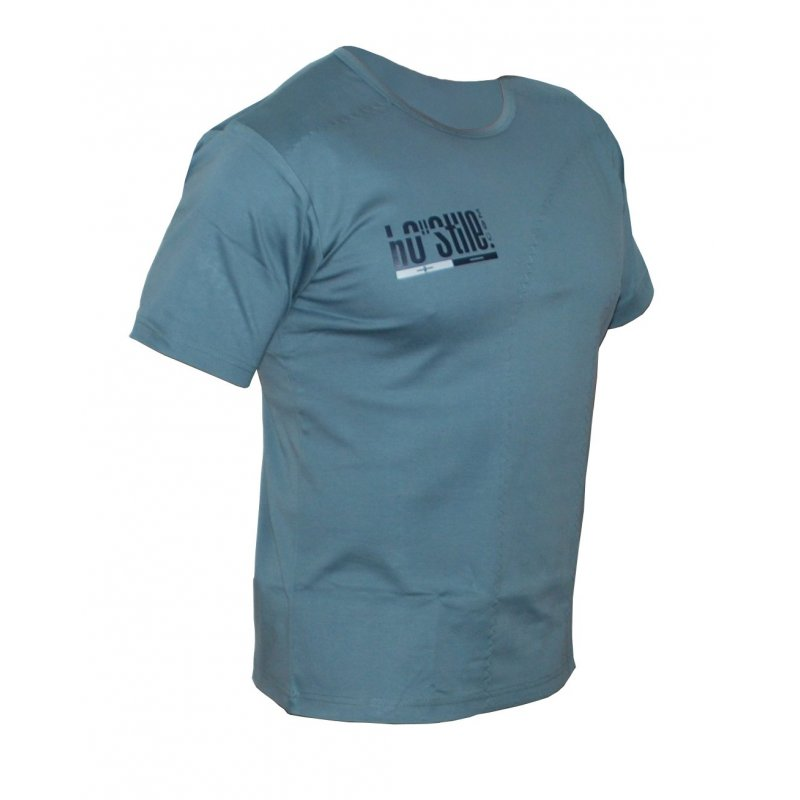 MAGNETIC T-shirt post-workout GREY