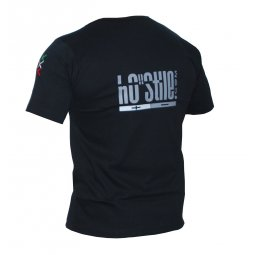 T-Shirt MAGNETIC Post-workout Black