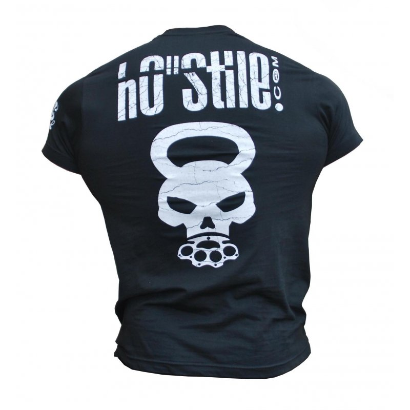 T-shirt Kill the Burpee! Black