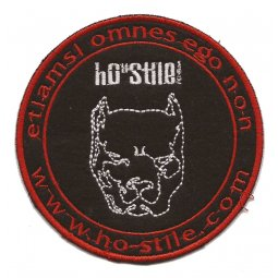 ho-stile patch round 10cm