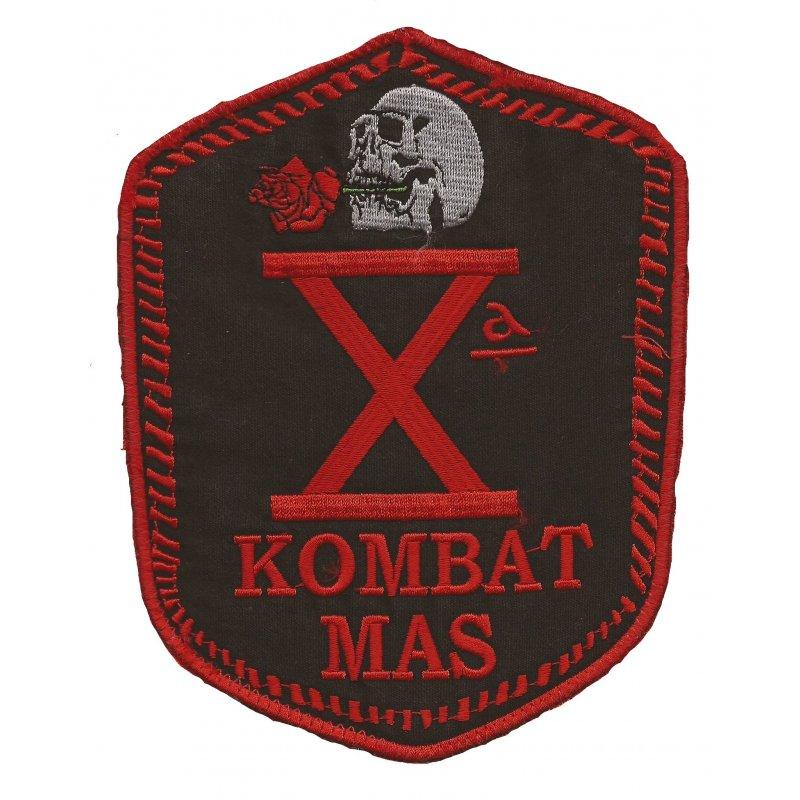 ho-stile patch X MAS
