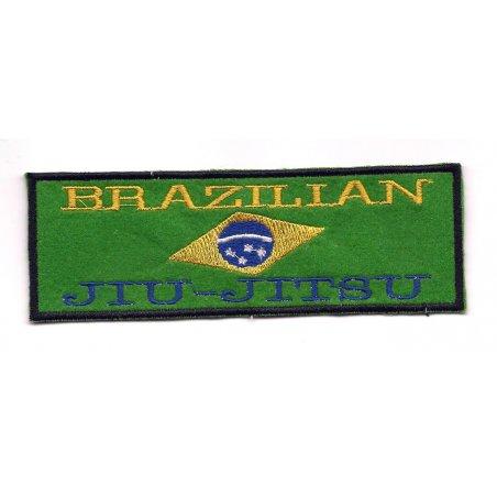 "hO""Stile path Brazilian Jiu Jitsu flag"