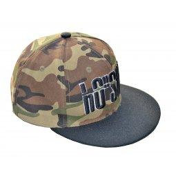 Cappellino Hip Hop CAMO 3D