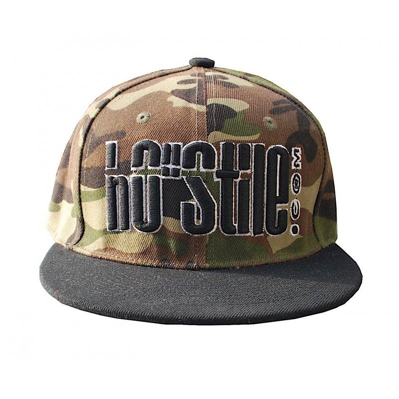 Hip Hop CAMO Cap 3D