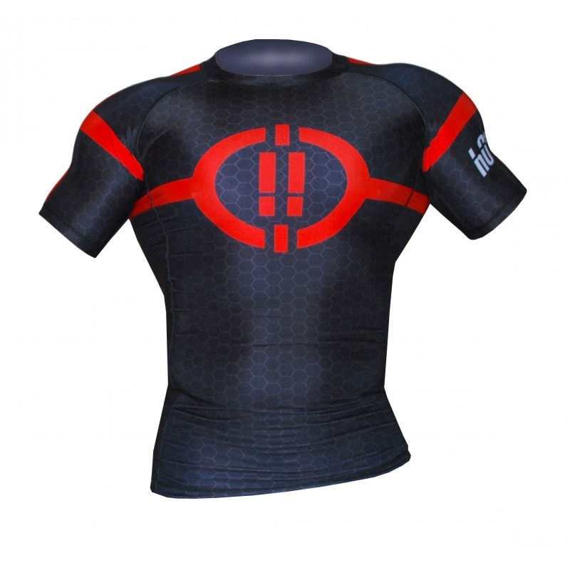 Rash Guard 1s1k EXA short sleeve