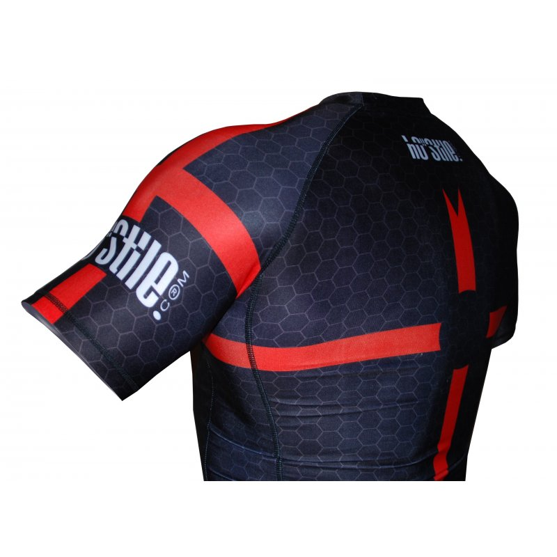 Rash Guard 1s1k EXA short sleeve