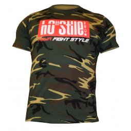 T-shirt Your Fight Style - Camouflage