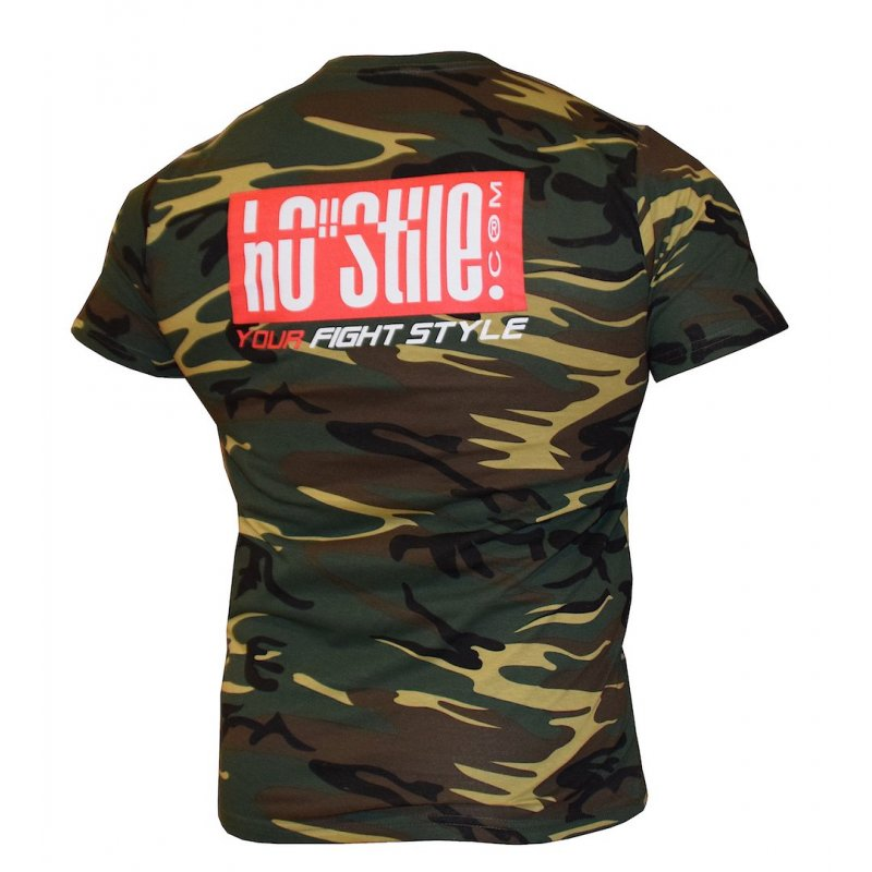 T-shirt Your Fight Style CAMO
