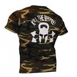 T-shirt Kill the Burpee! 2.0 CAMO