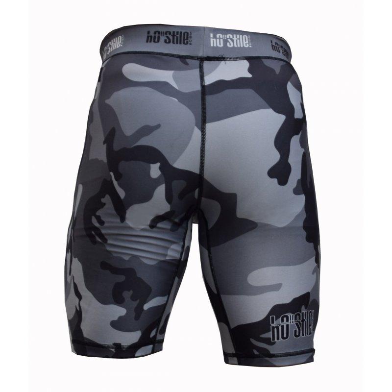 Shorts compressione U-Camo