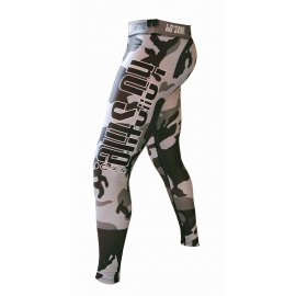 Long pants compression U-Camo