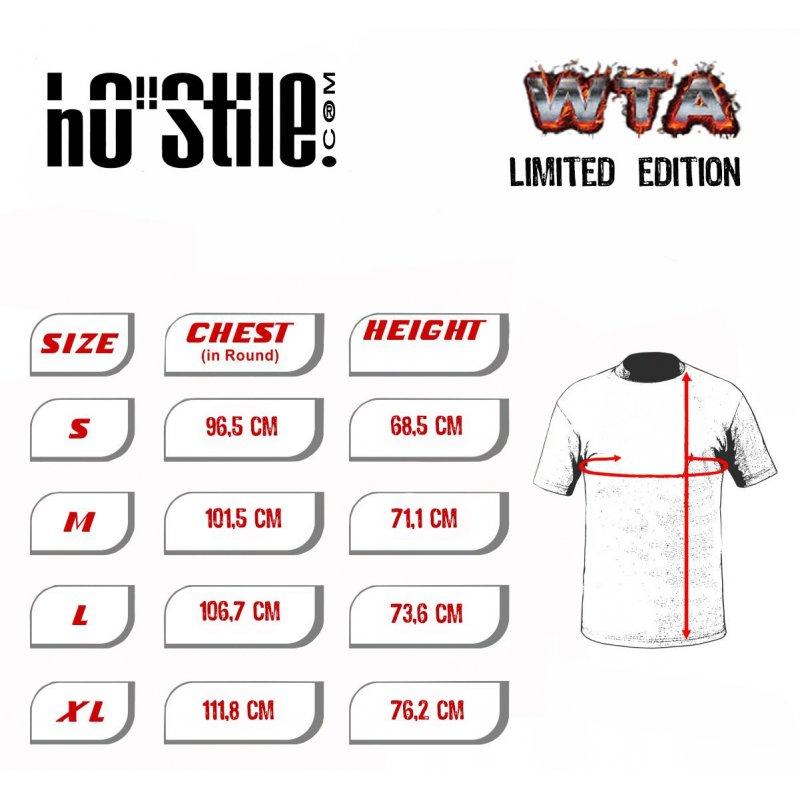 T-shirt WTA-2 Limited Edition nera