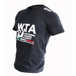 T-shirt WTA-2 Limited Edition nera