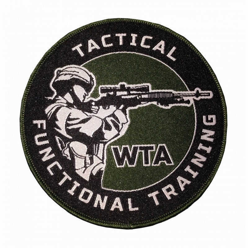 Patch WTA tactical