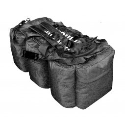 Giant military bag black