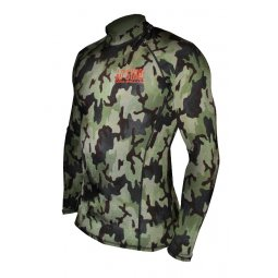 Rash Guard Para Bellum CAMO long sleeve