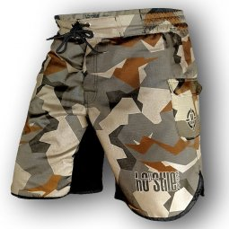 Fight shorts Ibridi Cargo Rip Stop
