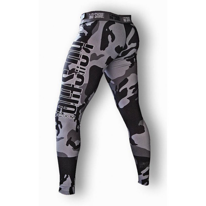 Compression Long Pants U-CAMO