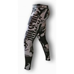 Compression long Pants U-CAMO