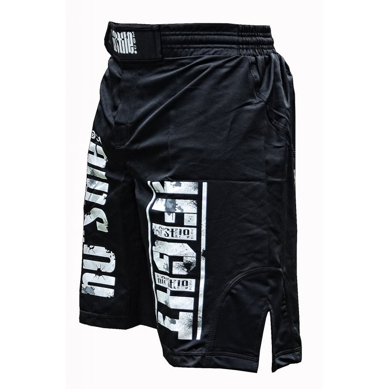 Shorts WiWi microfiber black sublimated