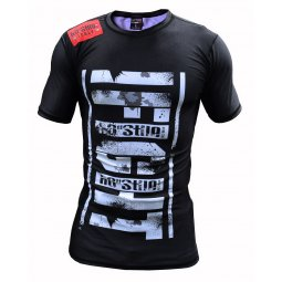 Rash Guard IFIGHT- Manica corta