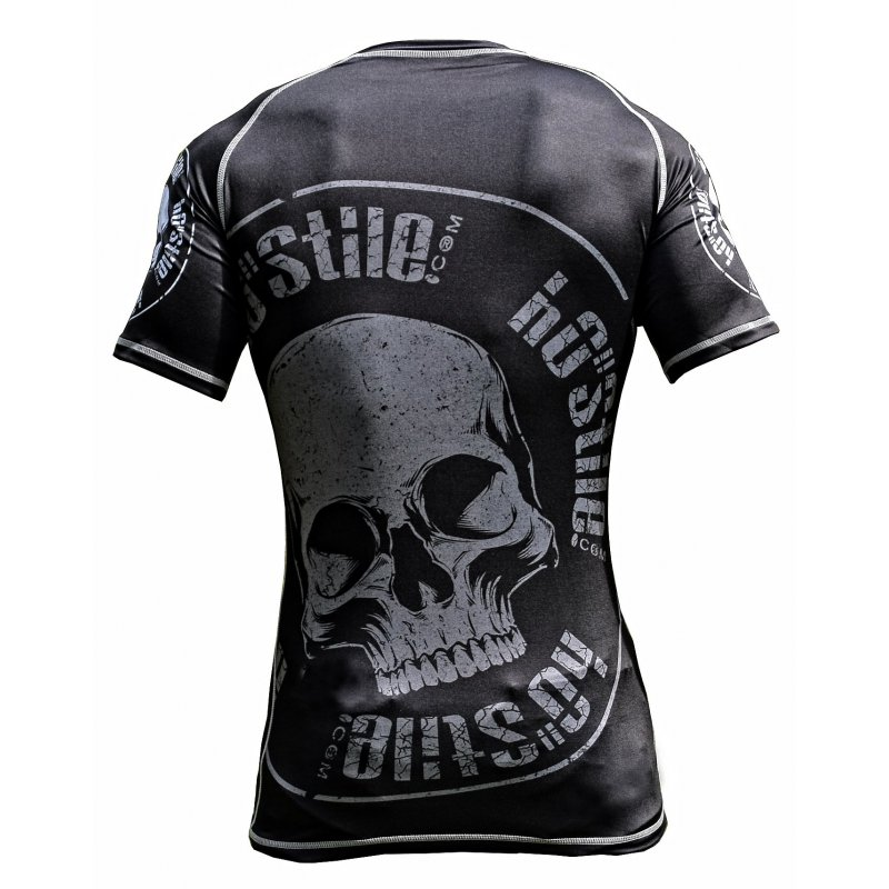 Rash Guard SKULL PARTY maniche corte