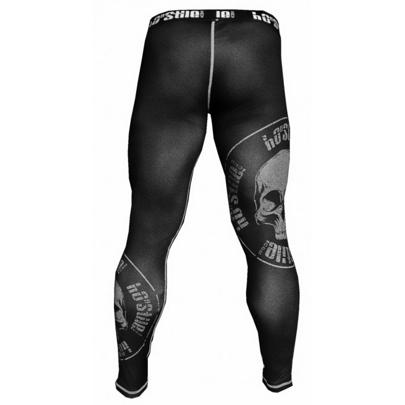 Spats SKULL PARTY long pants