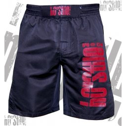 Fight Shorts BLOOD Red Skull